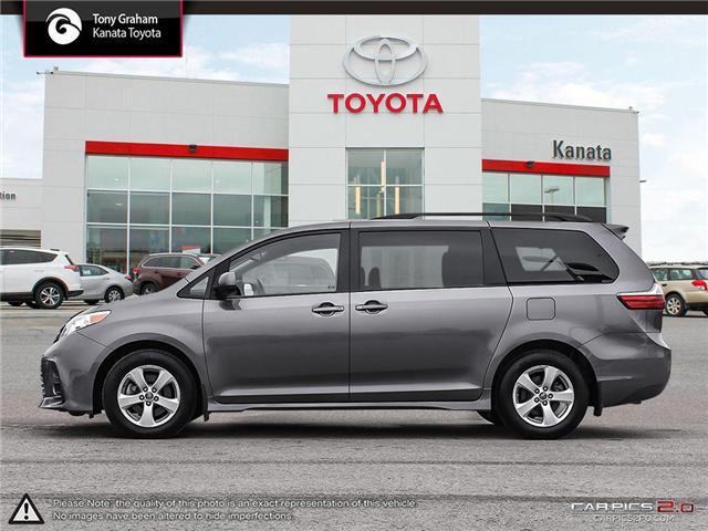 2018 Toyota Sienna LE 8-Passenger (Stk: B2824) in Ottawa - Image 3 of 26