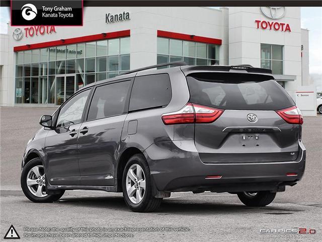 2018 Toyota Sienna LE 8-Passenger (Stk: B2824) in Ottawa - Image 4 of 26
