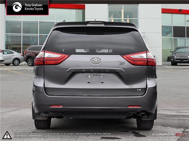 2018 Toyota Sienna LE 8-Passenger (Stk: B2824) in Ottawa - Image 5 of 26
