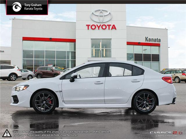 2018 Subaru WRX Sport-tech (Stk: B2835) in Ottawa - Image 3 of 26