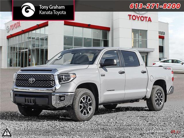 2018 Toyota Tundra SR5 Plus 5.7L V8 (Stk: 88103) in Ottawa - Image 1 of 27