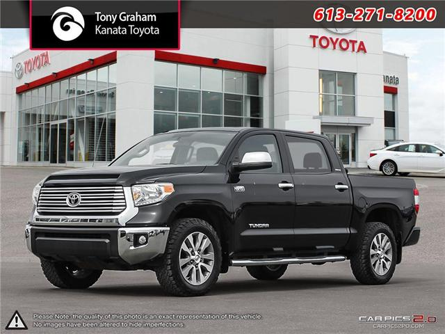 2015 Toyota Tundra Limited 5.7L V8 (Stk: 88447B) in Ottawa - Image 1 of 25