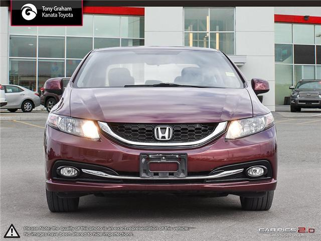 2013 Honda Civic Touring (Stk: M2534A) in Ottawa - Image 2 of 26