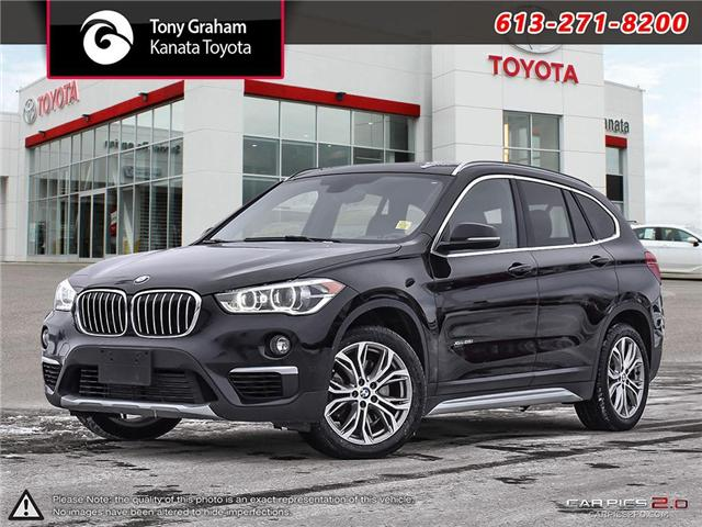 2017 BMW X1 xDrive28i (Stk: 88565A) in Ottawa - Image 1 of 27
