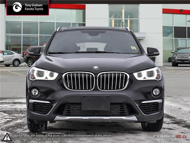 2017 BMW X1 xDrive28i (Stk: 88565A) in Ottawa - Image 2 of 27
