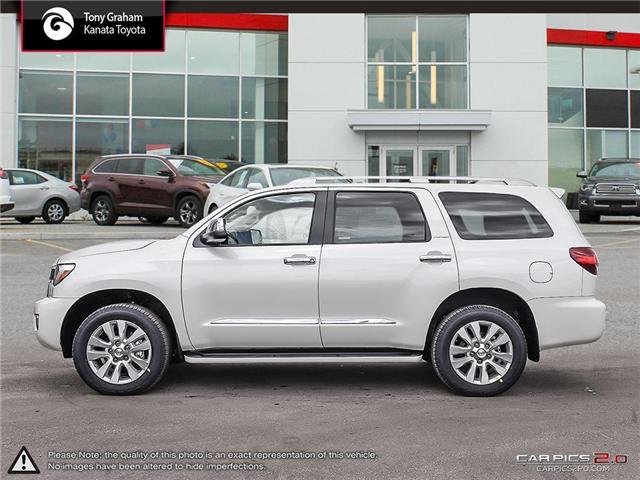 2018 Toyota Sequoia Platinum 5.7L V8 (Stk: 88443) in Ottawa - Image 2 of 28
