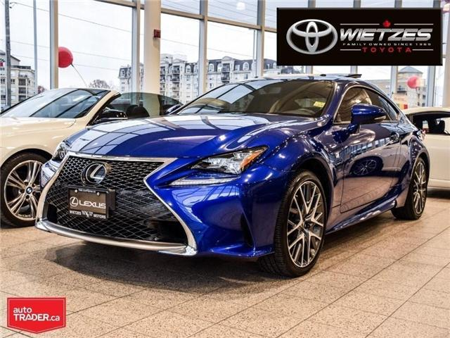 2017 Lexus RC 350 Base (Stk: U1783) in Vaughan - Image 1 of 29