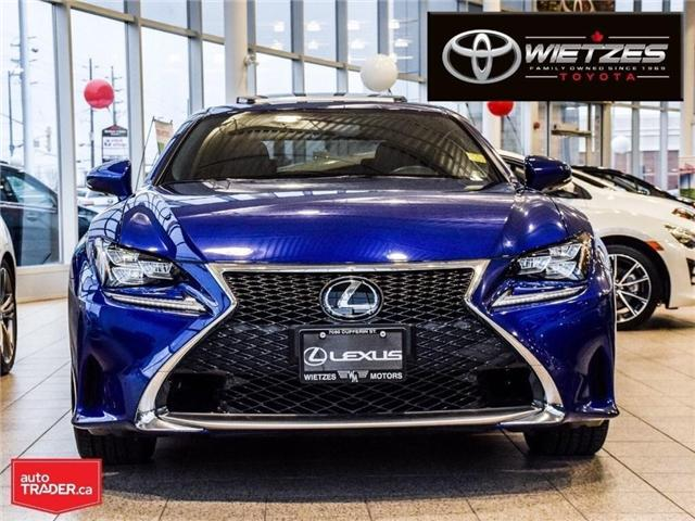 2017 Lexus RC 350 Base (Stk: U1783) in Vaughan - Image 2 of 29