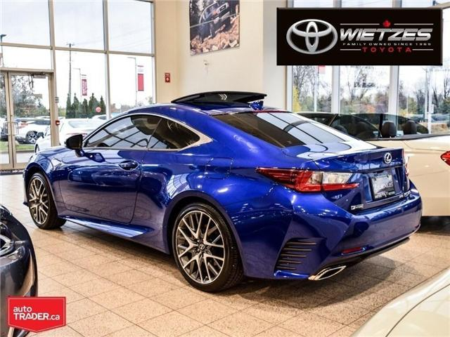 2017 Lexus RC 350 Base (Stk: U1783) in Vaughan - Image 3 of 29