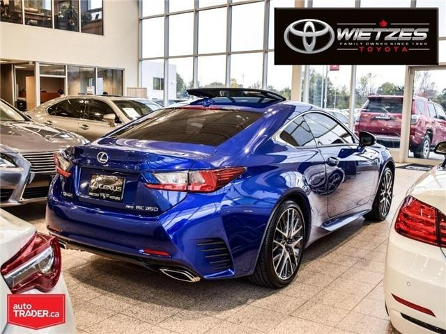 2017 Lexus RC 350 Base (Stk: U1783) in Vaughan - Image 4 of 29