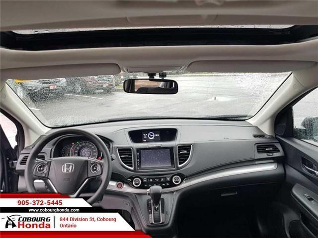 2016 Honda CR-V EX (Stk: G1733) in Cobourg - Image 12 of 14