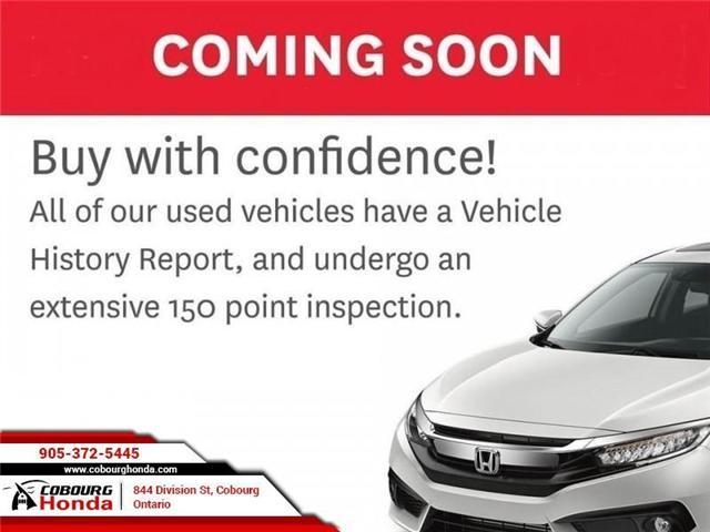 2016 Honda Civic EX (Stk: STK010125) in Cobourg - Image 1 of 1