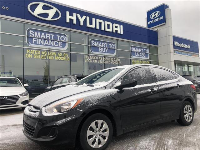 2015 Hyundai Accent  (Stk: TN18018A) in Woodstock - Image 1 of 27