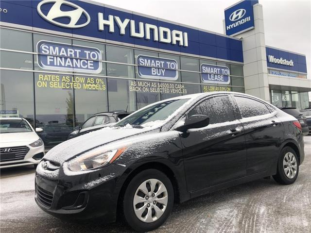 2015 Hyundai Accent  (Stk: TN18018A) in Woodstock - Image 2 of 27