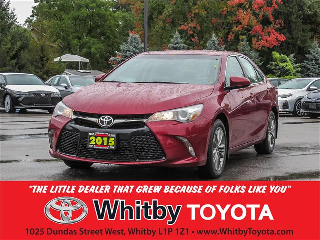 2015 Toyota Camry  (Stk: 80800A) in Whitby - Image 1 of 20