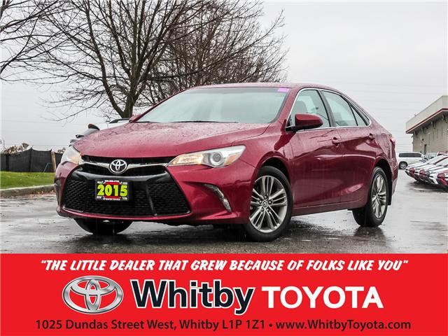 2015 Toyota Camry  (Stk: U8110) in Whitby - Image 1 of 21