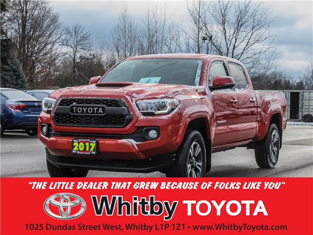2017 Toyota Tacoma  (Stk: 80901A) in Whitby - Image 1 of 20