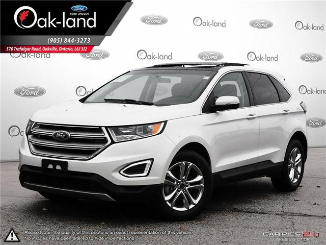 2015 Ford Edge SEL (Stk: A3089) in Oakville - Image 1 of 27