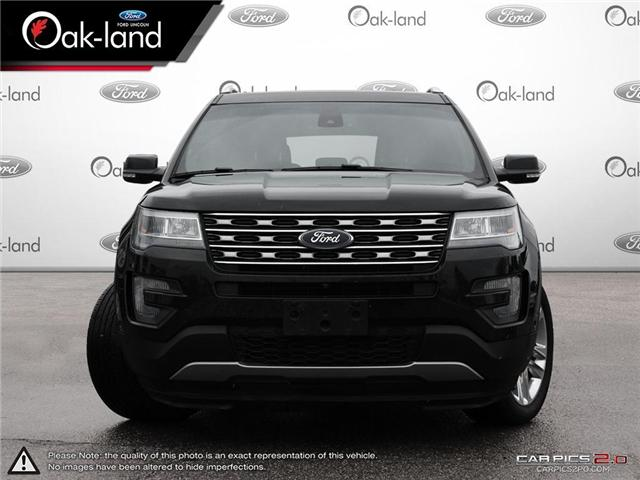 2016 Ford Explorer Limited (Stk: R3356A) in Oakville - Image 2 of 27