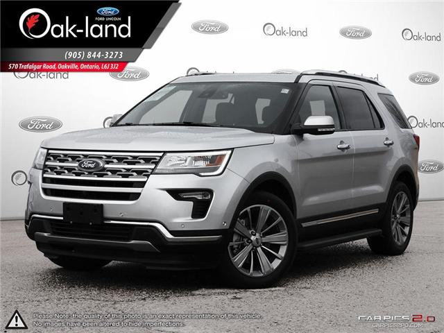 2018 Ford Explorer Limited (Stk: A3103) in Oakville - Image 1 of 27