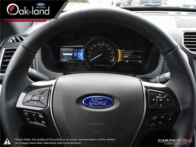 2018 Ford Explorer Limited (Stk: A3103) in Oakville - Image 14 of 27