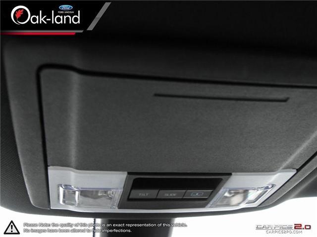 2018 Ford Explorer Limited (Stk: A3103) in Oakville - Image 23 of 27