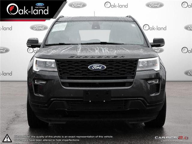 2018 Ford Explorer Sport (Stk: A3102) in Oakville - Image 2 of 24