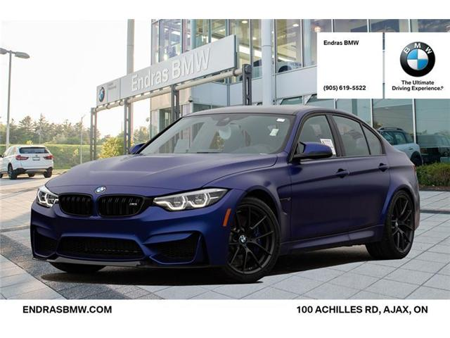 2018 BMW M3 Base (Stk: 35360A) in Ajax - Image 1 of 22