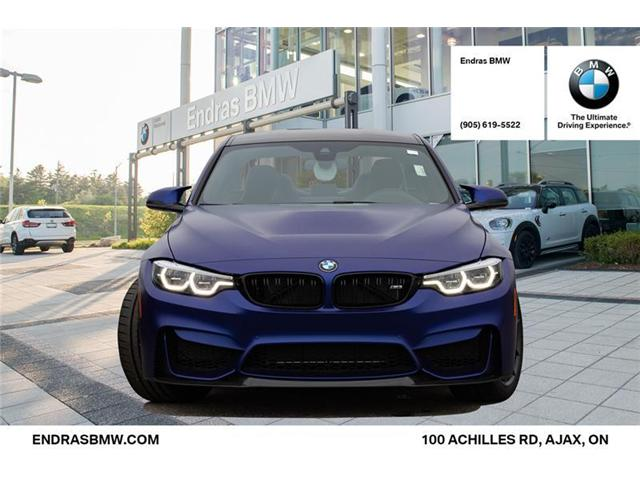 2018 BMW M3 Base (Stk: 35360A) in Ajax - Image 2 of 22