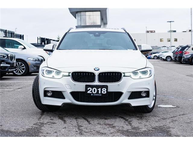 2018 BMW 330i xDrive Touring (Stk: P5685) in Ajax - Image 2 of 22