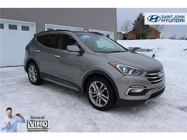 2018 Hyundai Santa Fe Sport 2.0T Limited (Stk: U1960) in Saint John - Image 1 of 23