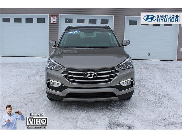 2018 Hyundai Santa Fe Sport 2.0T Limited (Stk: U1960) in Saint John - Image 2 of 23