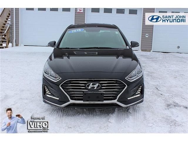 2018 Hyundai Sonata GLS (Stk: U1969) in Saint John - Image 2 of 19