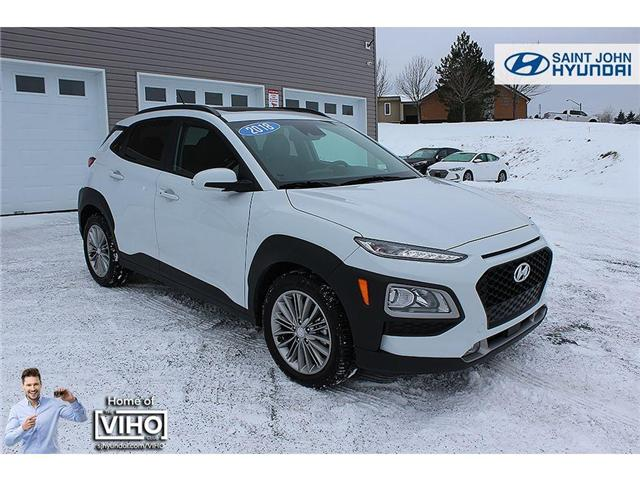 2018 Hyundai KONA 2.0L Luxury (Stk: U1971) in Saint John - Image 1 of 23