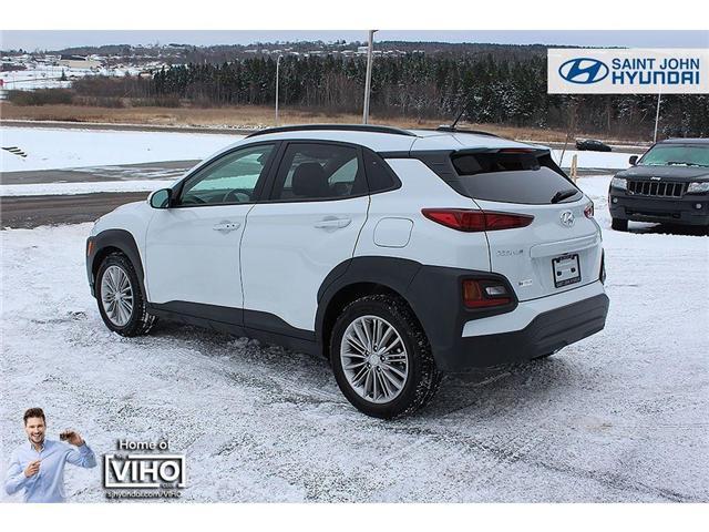 2018 Hyundai KONA 2.0L Luxury (Stk: U1971) in Saint John - Image 6 of 23