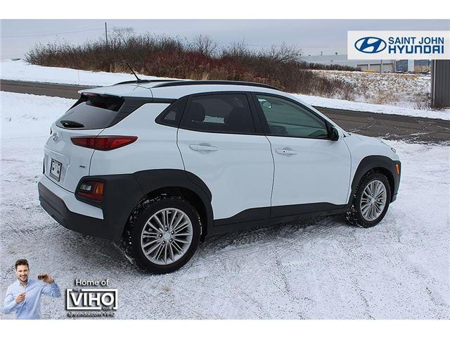 2018 Hyundai KONA 2.0L Luxury (Stk: U1971) in Saint John - Image 7 of 23