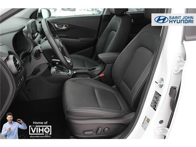 2018 Hyundai KONA 2.0L Luxury (Stk: U1971) in Saint John - Image 10 of 23