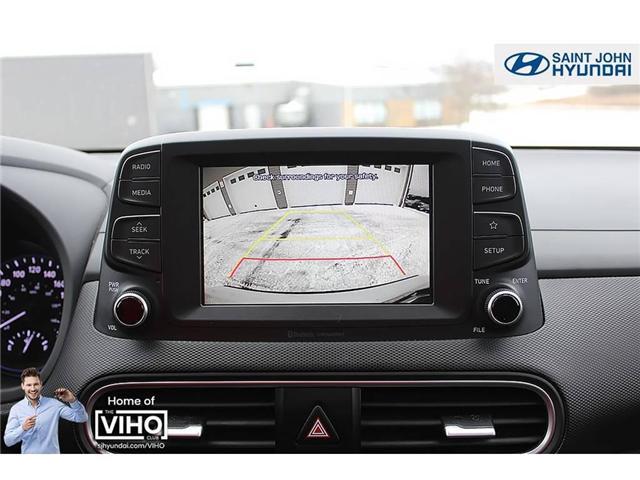 2018 Hyundai KONA 2.0L Luxury (Stk: U1971) in Saint John - Image 15 of 23