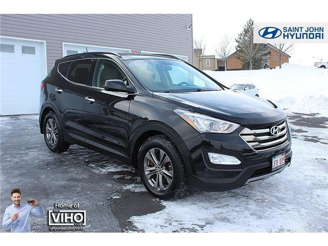 2013 Hyundai Santa Fe Sport  (Stk: 87407A) in Saint John - Image 1 of 21