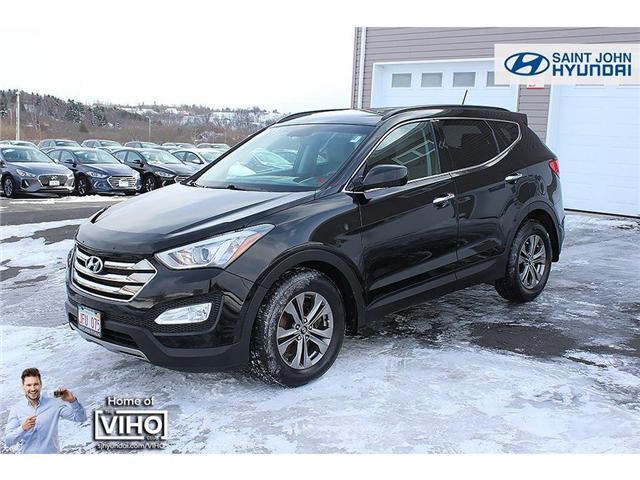 2013 Hyundai Santa Fe Sport  (Stk: 87407A) in Saint John - Image 2 of 21