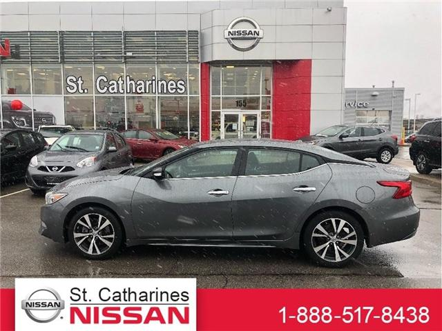 2017 Nissan Maxima SV (Stk: P-2152) in St. Catharines - Image 1 of 21