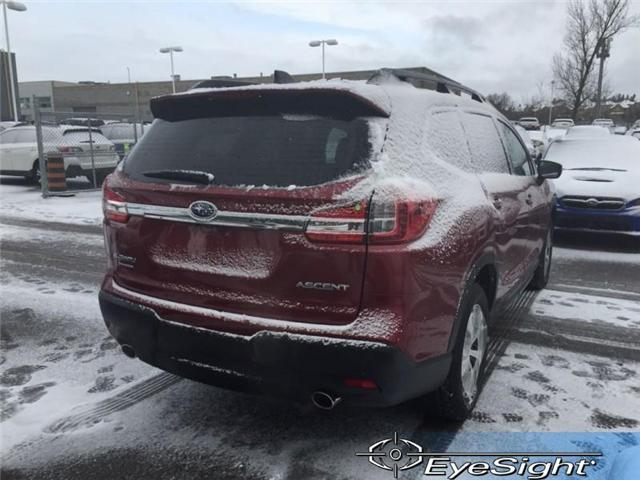 2019 Subaru Ascent Touring w/ Captains Chair (Stk: 32296) in RICHMOND HILL - Image 5 of 20