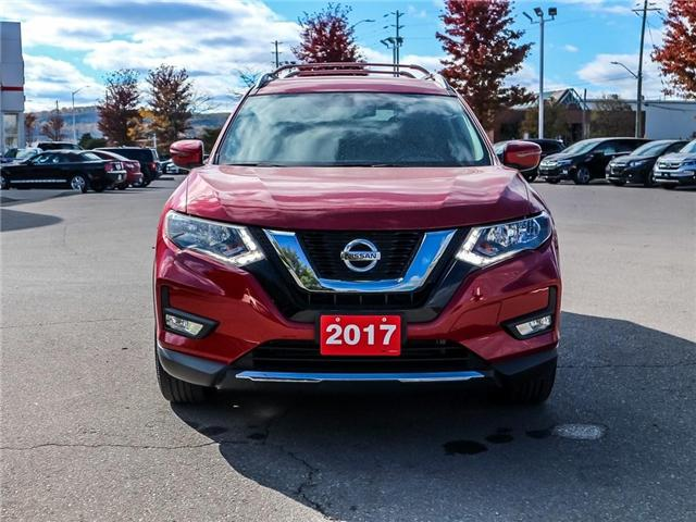 2017 Nissan Rogue SV (Stk: 3180) in Milton - Image 2 of 26