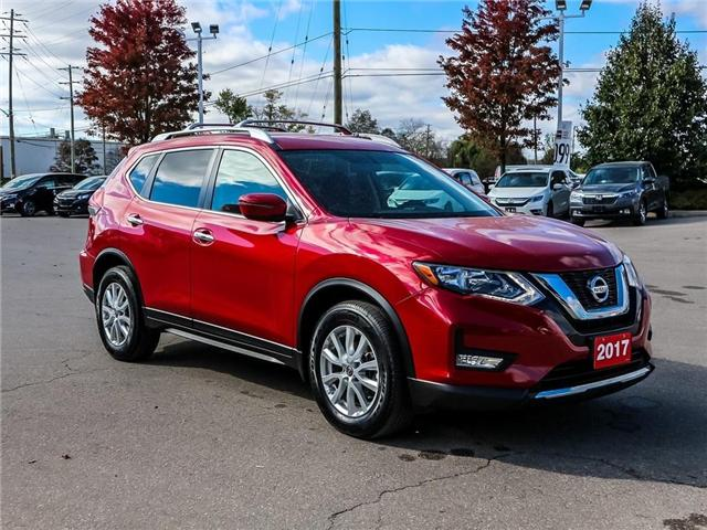 2017 Nissan Rogue SV (Stk: 3180) in Milton - Image 3 of 26