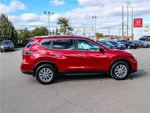 2017 Nissan Rogue SV (Stk: 3180) in Milton - Image 4 of 26