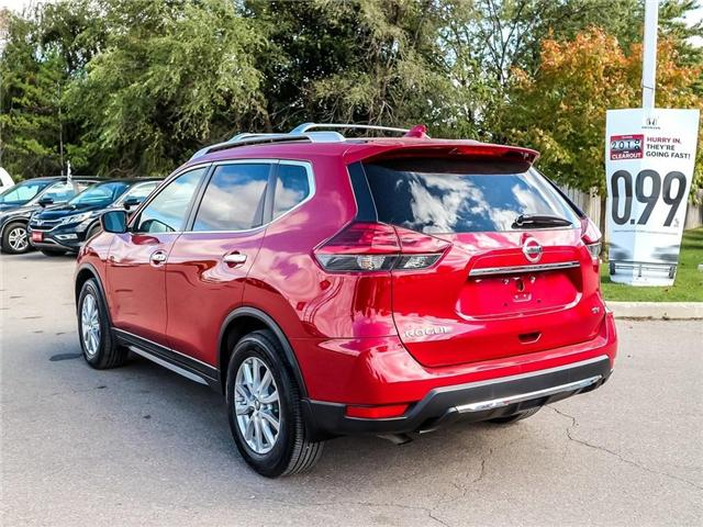 2017 Nissan Rogue SV (Stk: 3180) in Milton - Image 7 of 26