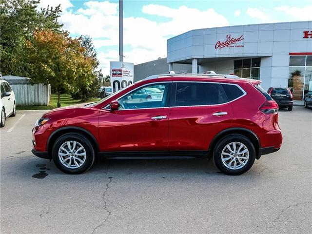 2017 Nissan Rogue SV (Stk: 3180) in Milton - Image 8 of 26