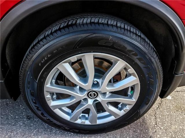 2017 Nissan Rogue SV (Stk: 3180) in Milton - Image 21 of 26