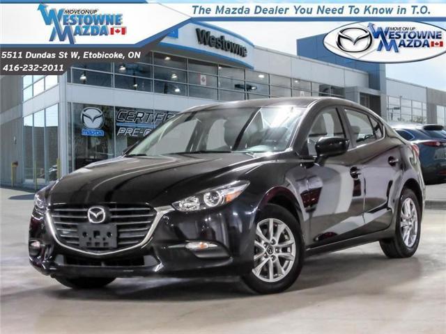 2017 Mazda Mazda3 SE (Stk: P3886) in Etobicoke - Image 1 of 26
