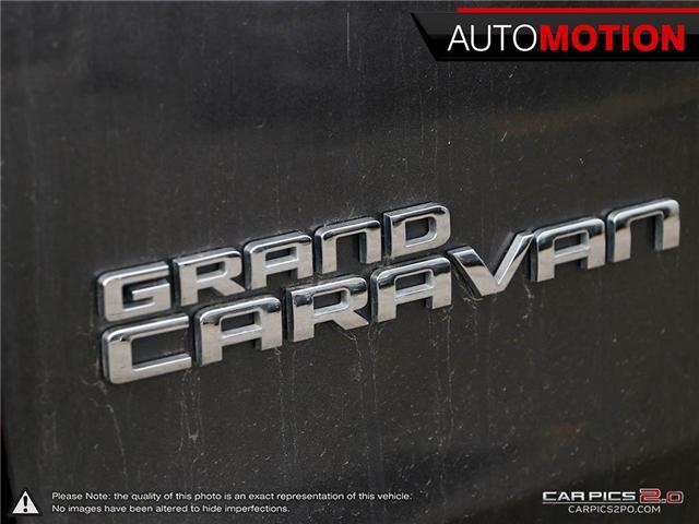 2017 Dodge Grand Caravan Crew (Stk: 181077) in Chatham - Image 10 of 27